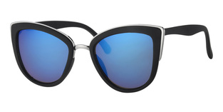 LEVEL ONE UV-400 sunglasses κωδ. L6599-3 BLUE REVO