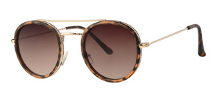LEVEL ONE UV-400 sunglasses κωδ. L3196-2 DEMI BROWN