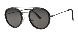 LEVEL ONE UV-400 sunglasses κωδ. L3196-1 BLACK