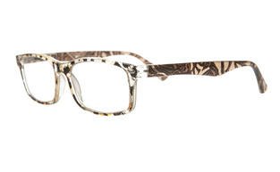 READERS CL206 LEOPARD +1,00