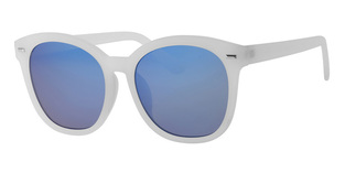 LEVEL ONE UV-400 sunglasses κωδ. L6258-2 WHITE