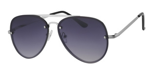 LEVEL ONE UV-400 sunglasses κωδ. L3204-1 SMOKE