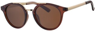 REVEX POLARIZED sunglasses κωδ.-POL638-3-BROWN