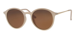 LEVEL ONE UV-400 sunglasses κωδ. L6602-1 CREAM