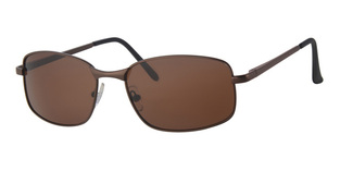LEVEL ONE UV-400 sunglasses κωδ. L1360-3 BROWN