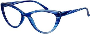 READERS A9406 BLUE +2.00