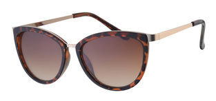 LEVEL ONE UV-400 sunglasses κωδ. L6579-3 DEMI BROWN