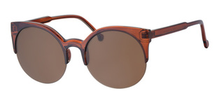 A-collection UV-400 sunglasses κωδ. A60715-1 BROWN