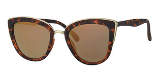 LEVEL ONE UV-400 sunglasses κωδ. L6599-2 GOLD REVO