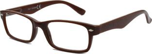 READERS 0059 BROWN +2.00