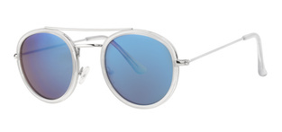 LEVEL ONE UV-400 sunglasses κωδ. L3196-3 OFFWHITE
