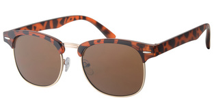 A-collection UV-400 sunglasses κωδ. A30154-3 DEMI BROWN
