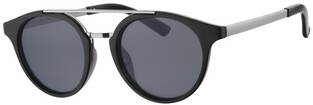 REVEX POLARIZED sunglasses κωδ.-POL638-1-BLACK SILVER