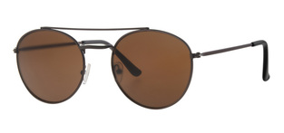 LEVEL ONE UV-400 sunglasses κωδ. L3198-2 BROWN
