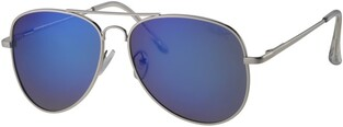 REVEX POLARIZED sunglasses κωδ.-POL3003-1-SILVER BLUE