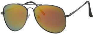 REVEX POLARIZED sunglasses κωδ.-POL3003-2-GUN REVO
