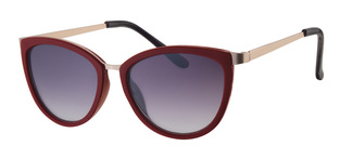 LEVEL ONE UV-400 sunglasses κωδ. L6579-1 BURGENDY