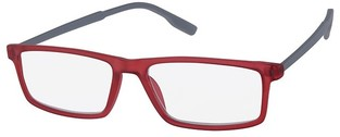 READERS R4076 RED +1.00