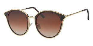 LEVEL ONE UV-400 sunglasses κωδ. L6597-2 BROWN