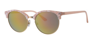LEVEL ONE UV-400 sunglasses κωδ. L6589-3 PINK