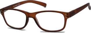 READERS 8980 BROWN +2.00